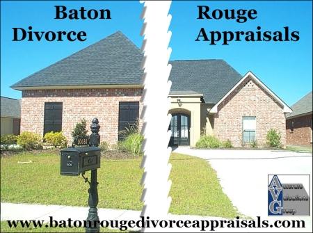 Baton Rouge Divorce Appraisal